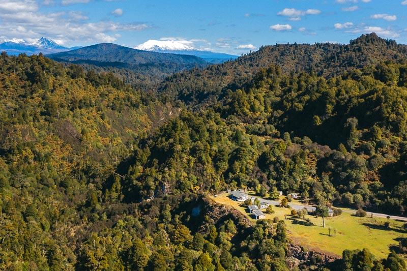 Tongariro Wilderness Lodge Accommodation